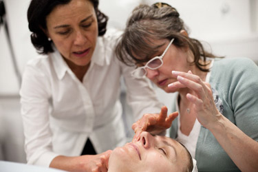 Facial Reflexology London course
